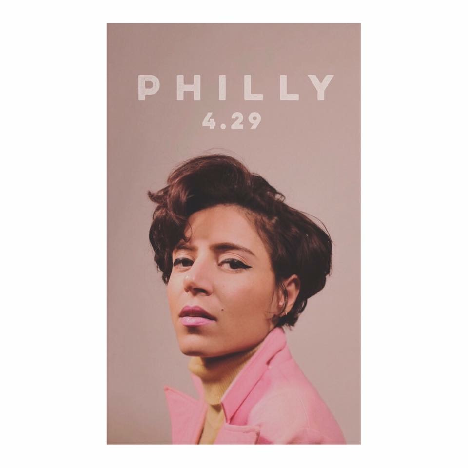 Emily King You and I Tour 2017 Philly