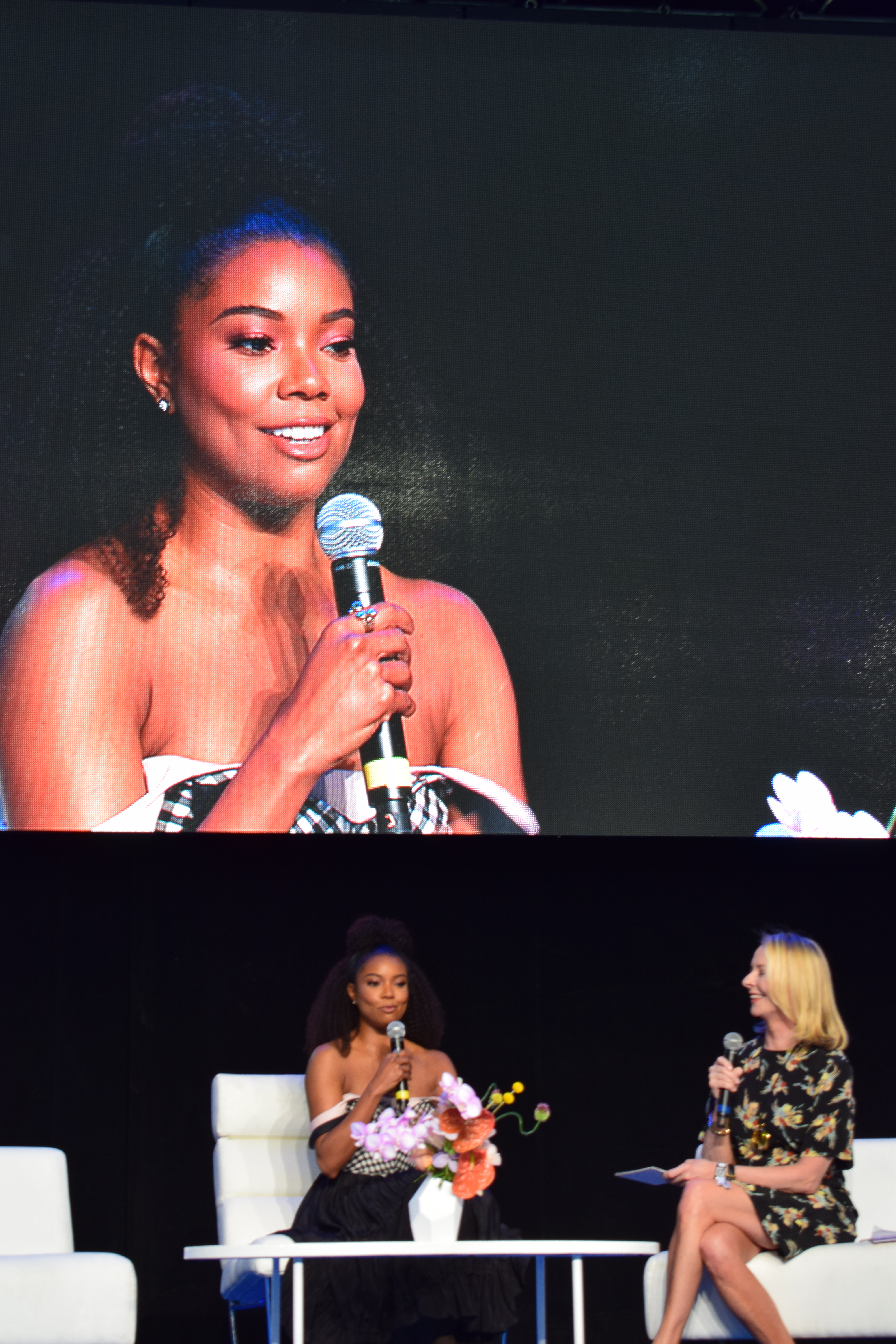 Fireside Chat With Gabrielle Union