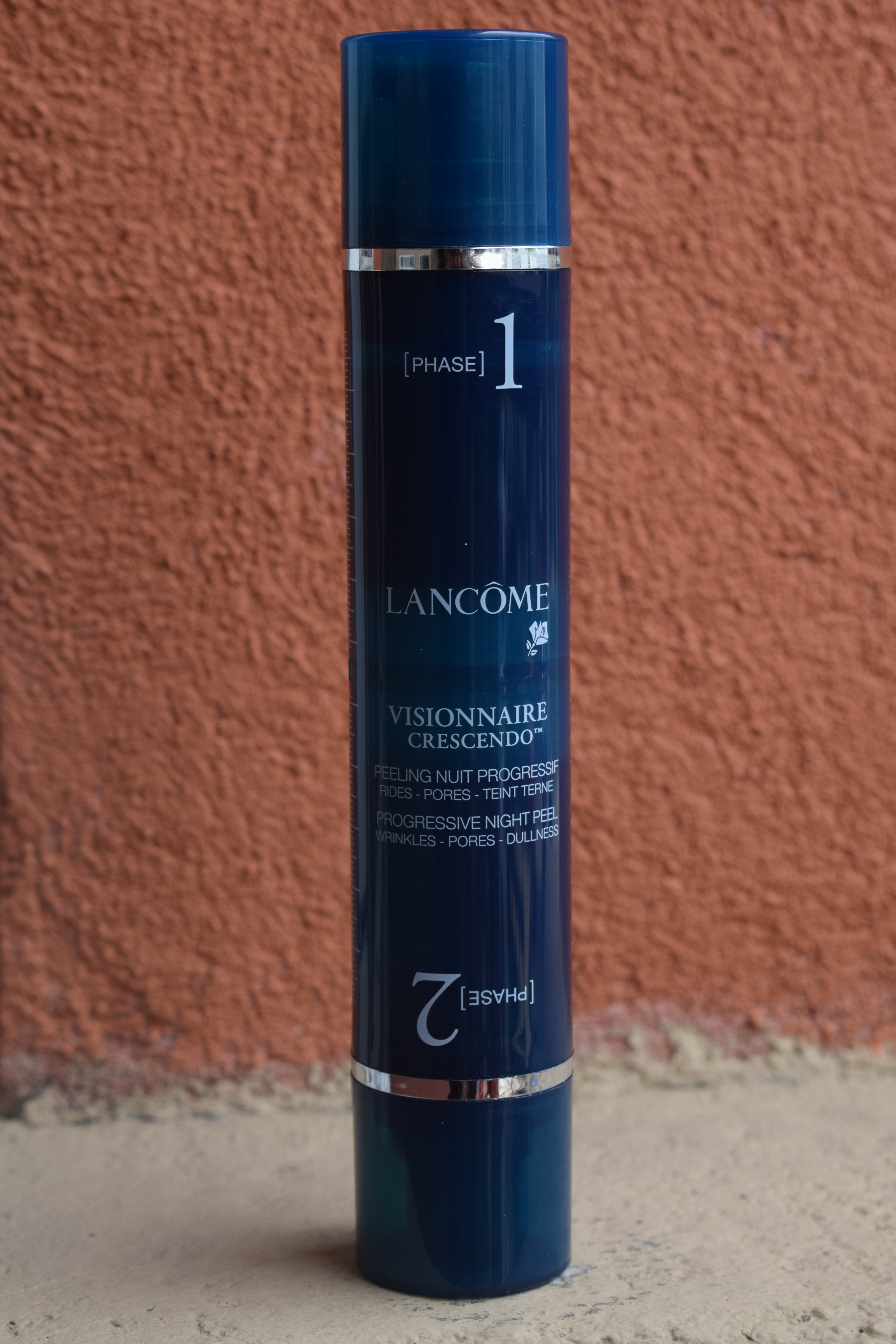 Lancôme Visionnaire Crescendo Progressive Night Peel