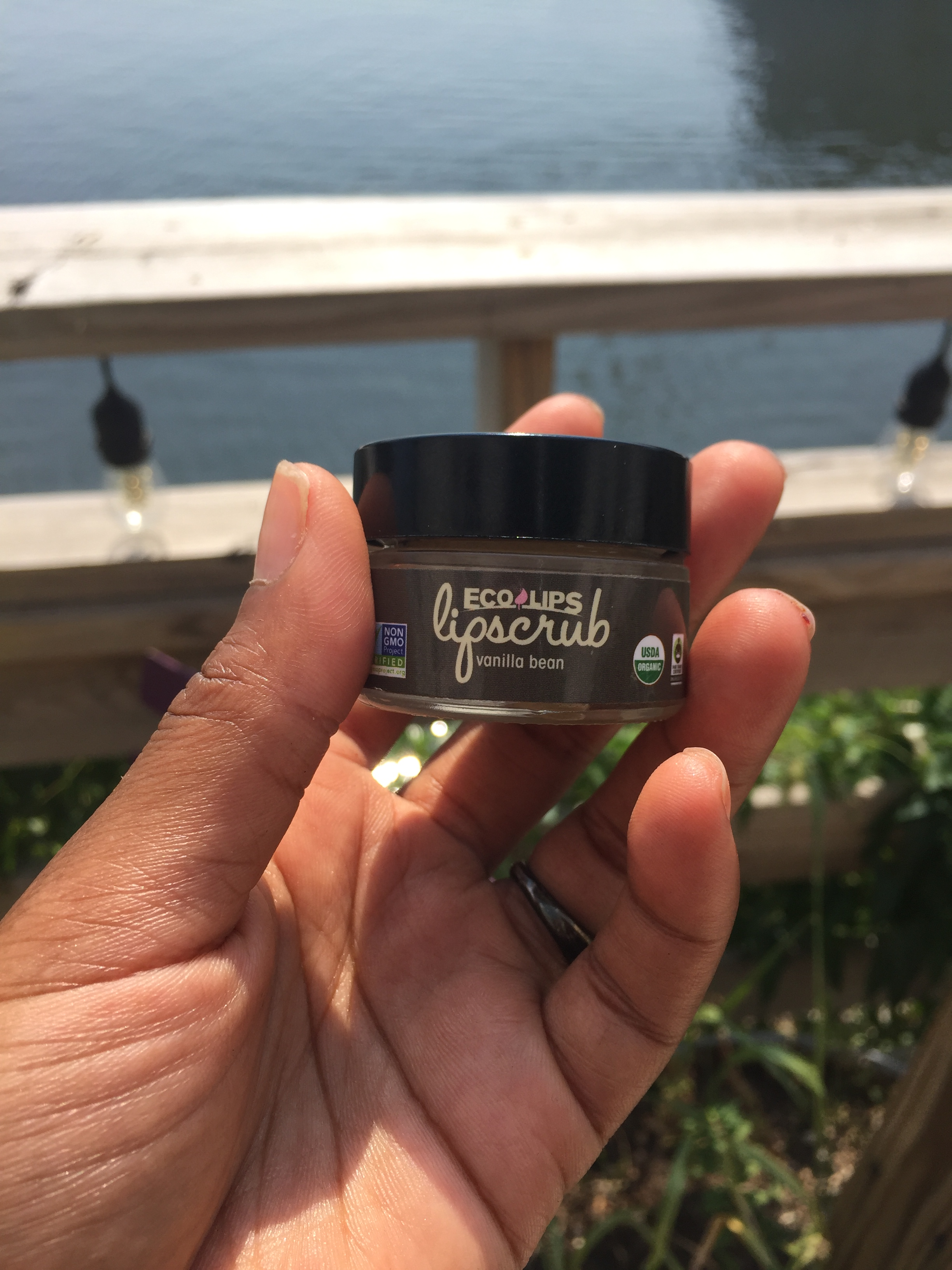 Eco Lips Lip Scrub (Vanilla Bean) Review.JPG