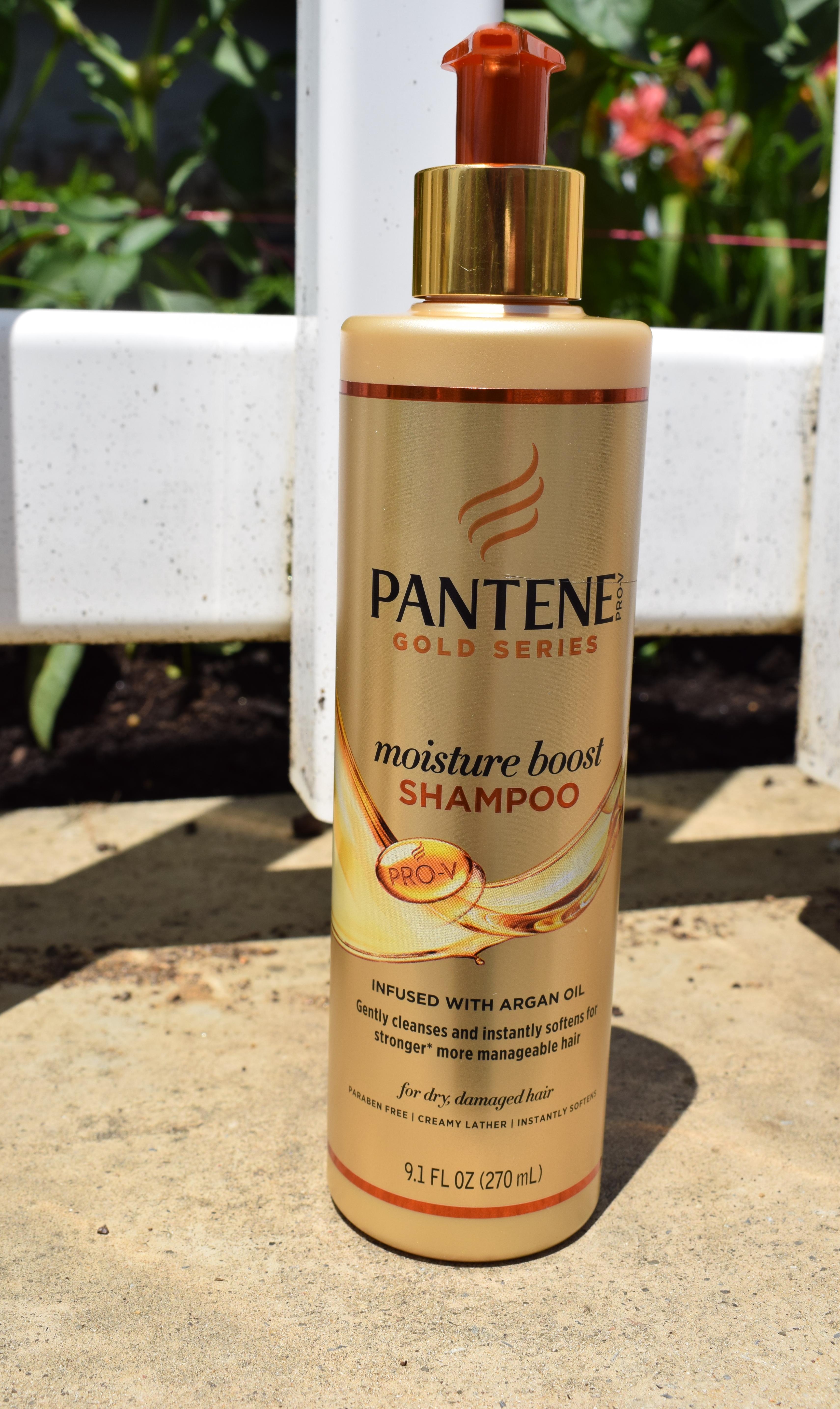 Pantene Pro-V Gold Series Shampoo