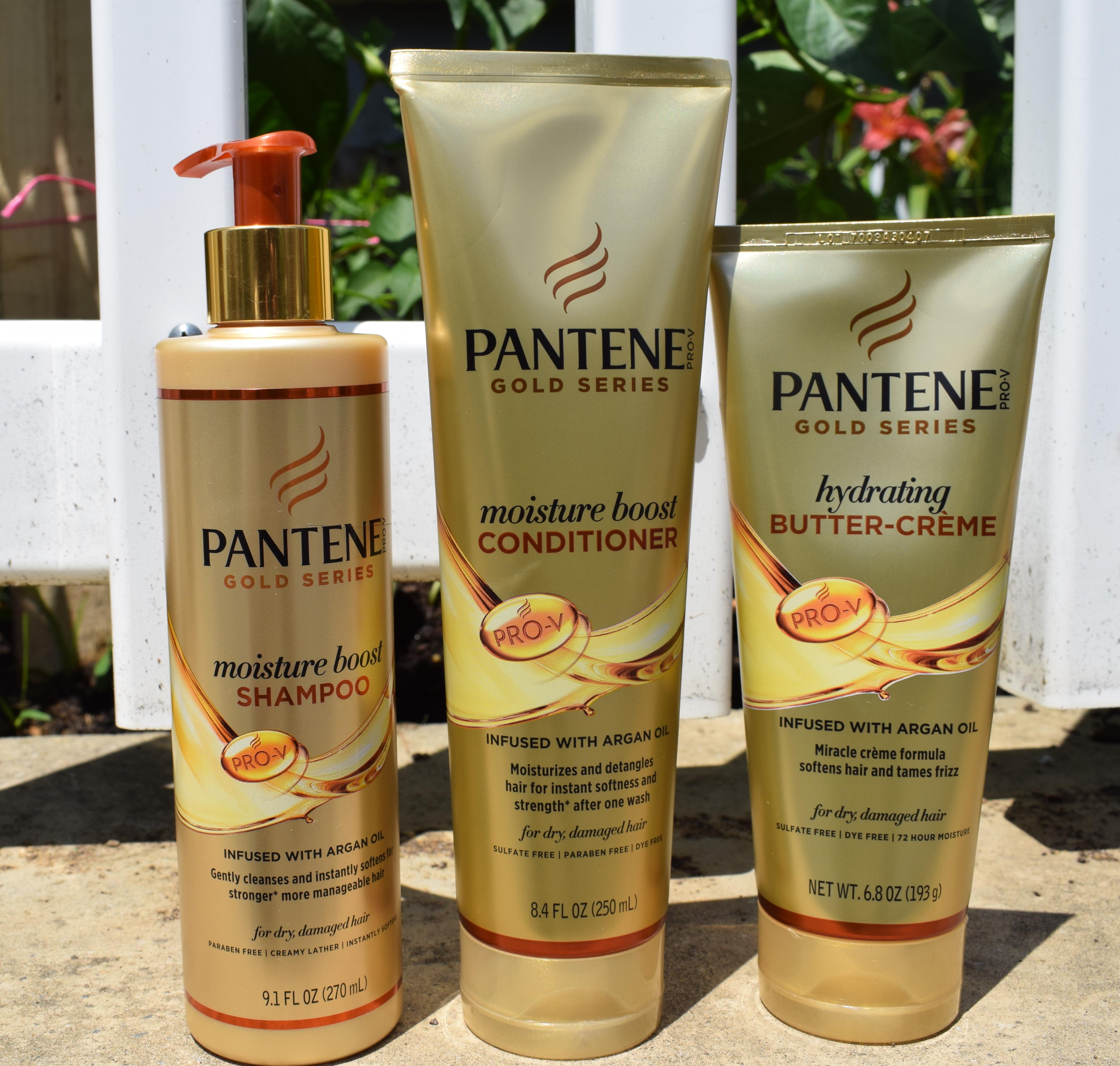 Pantene Pro-V Gold Series VoxBox