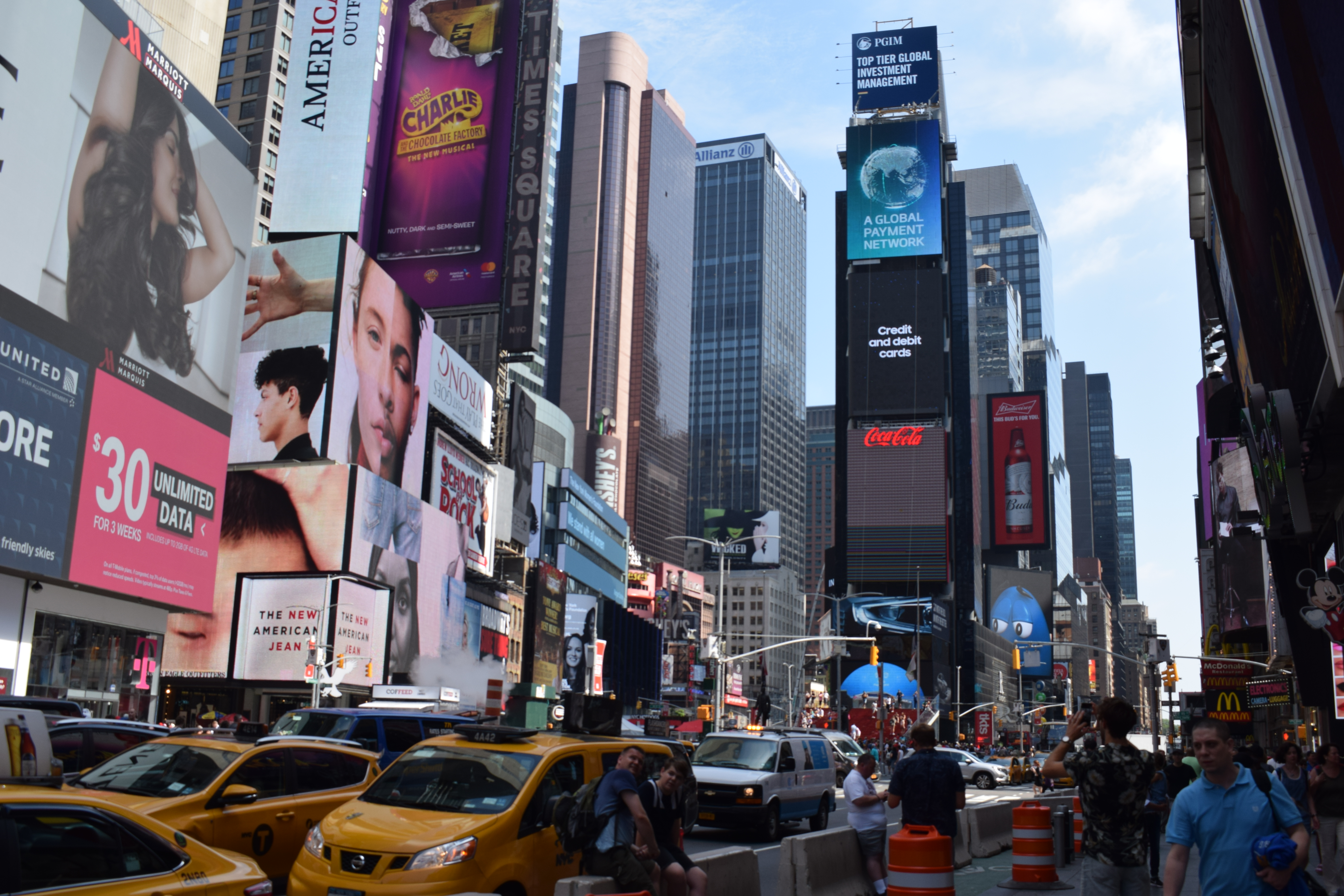 Times Square New York City.JPG