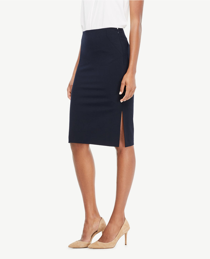 Ann Taylor Curvy Seasonless Pencil Skirt.jpg