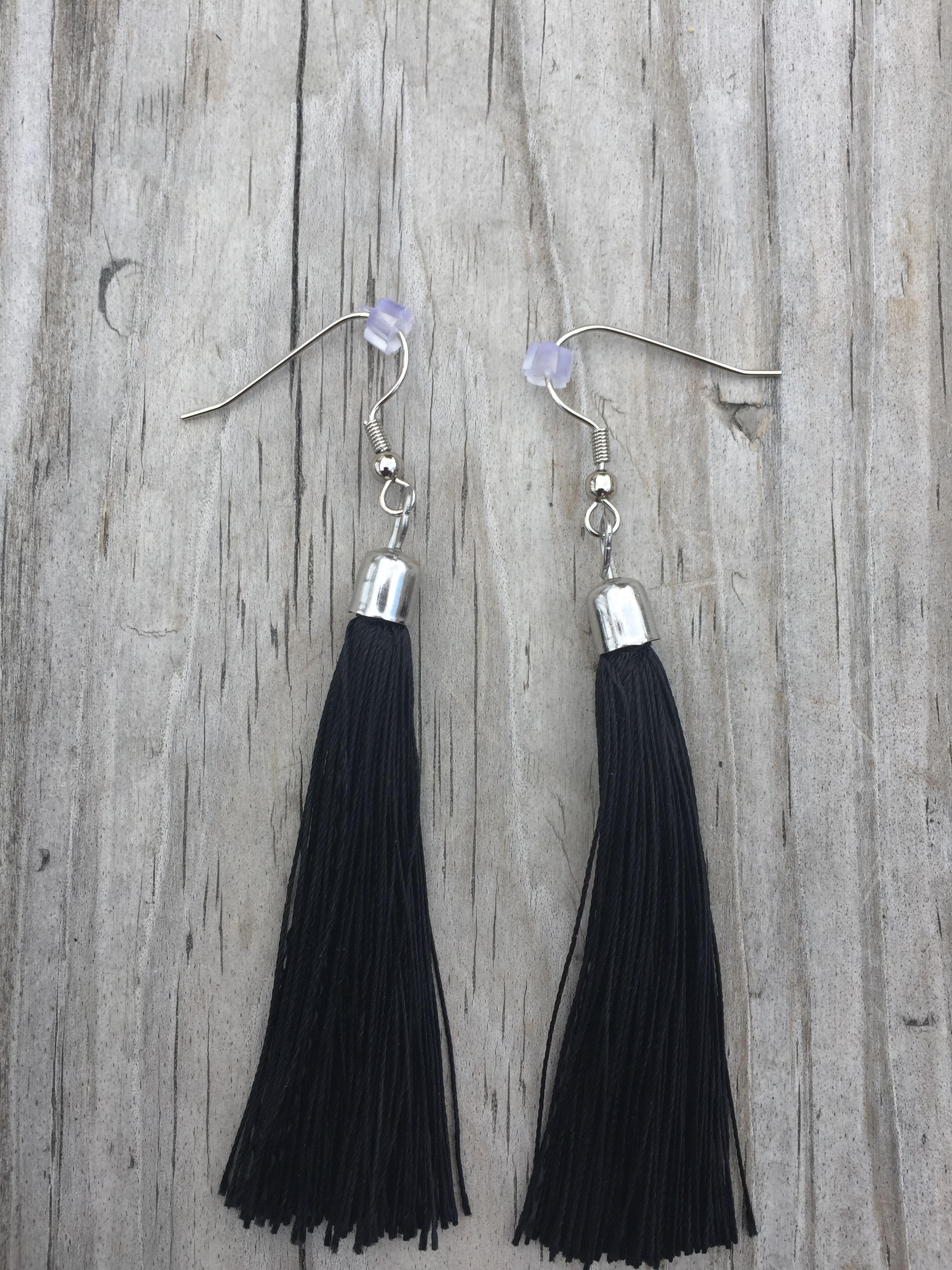 Simple Tassel Earrings.JPG