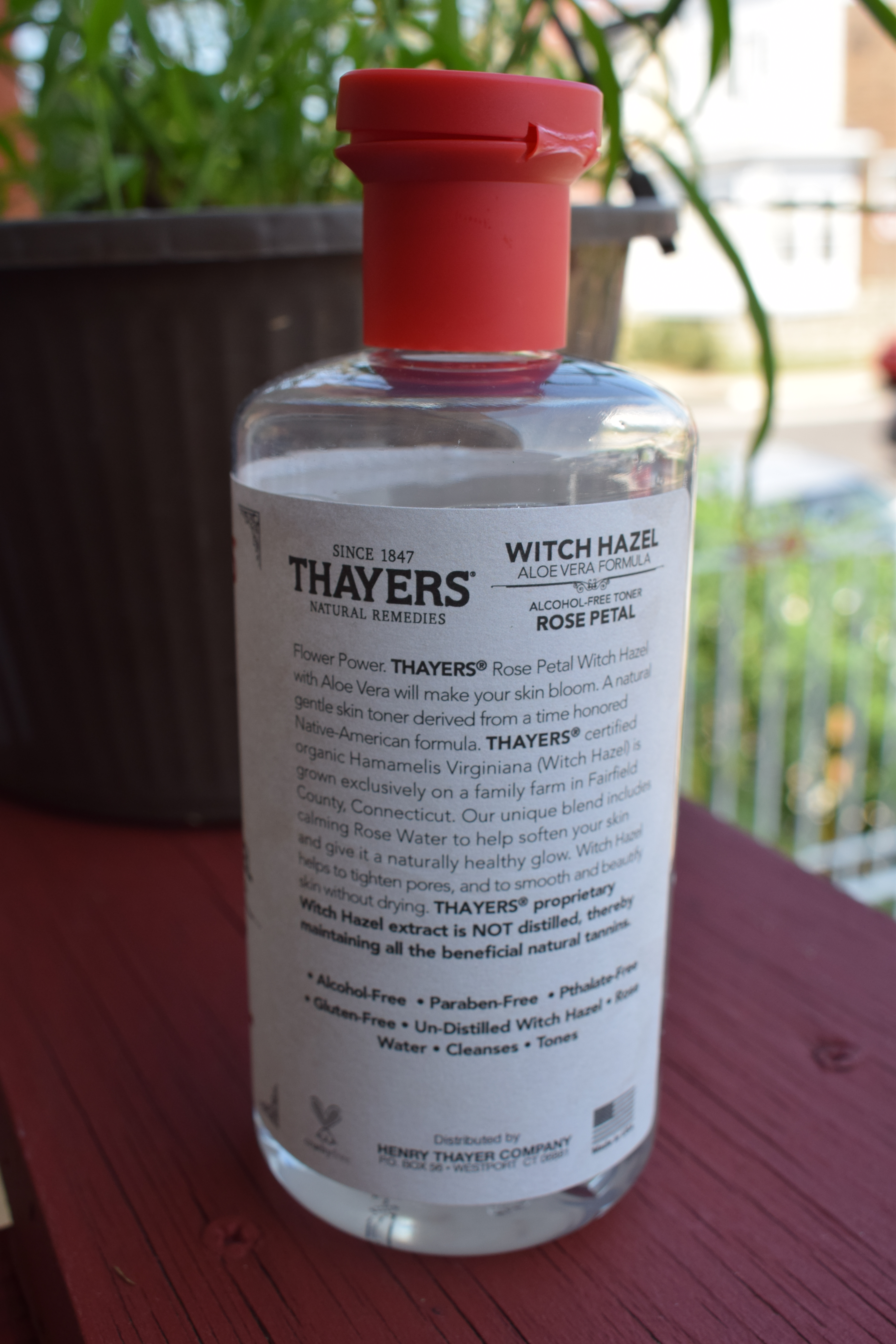 Thayers Witch Hazel Rose Petal Toner Review.JPG