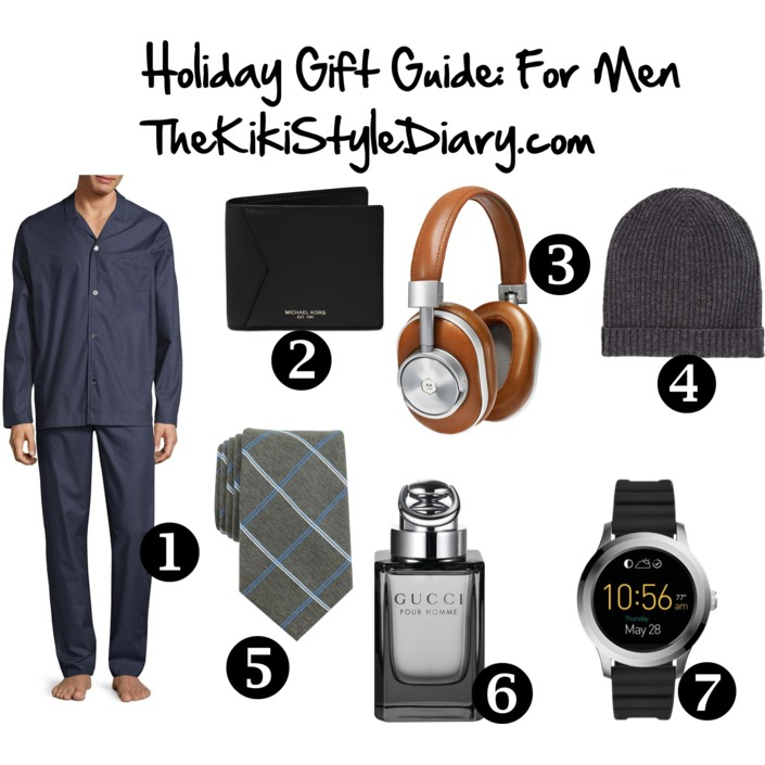 Holiday Gift Guide: For Men