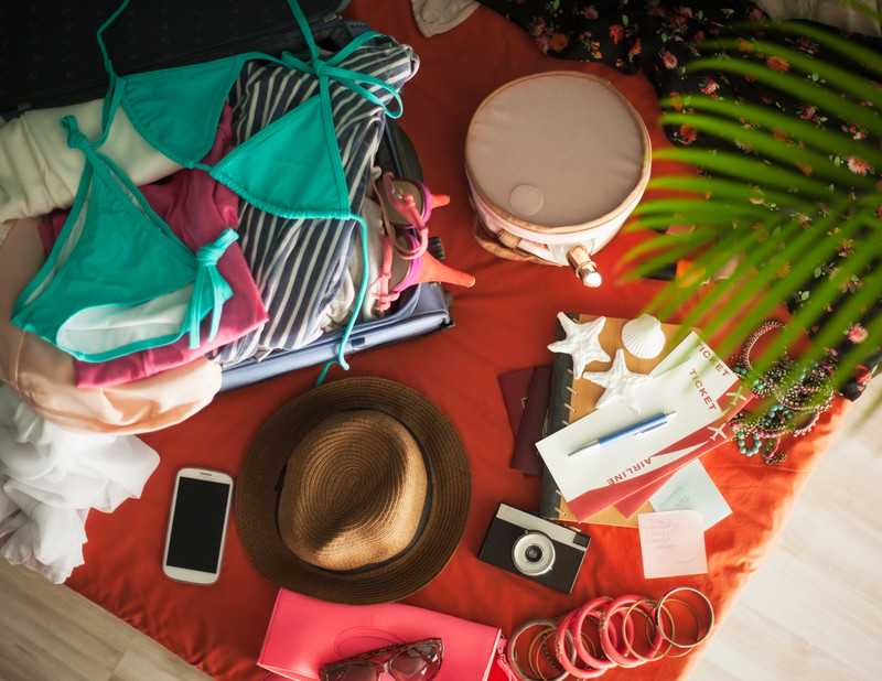 Destination Vacation Packing Tricks
