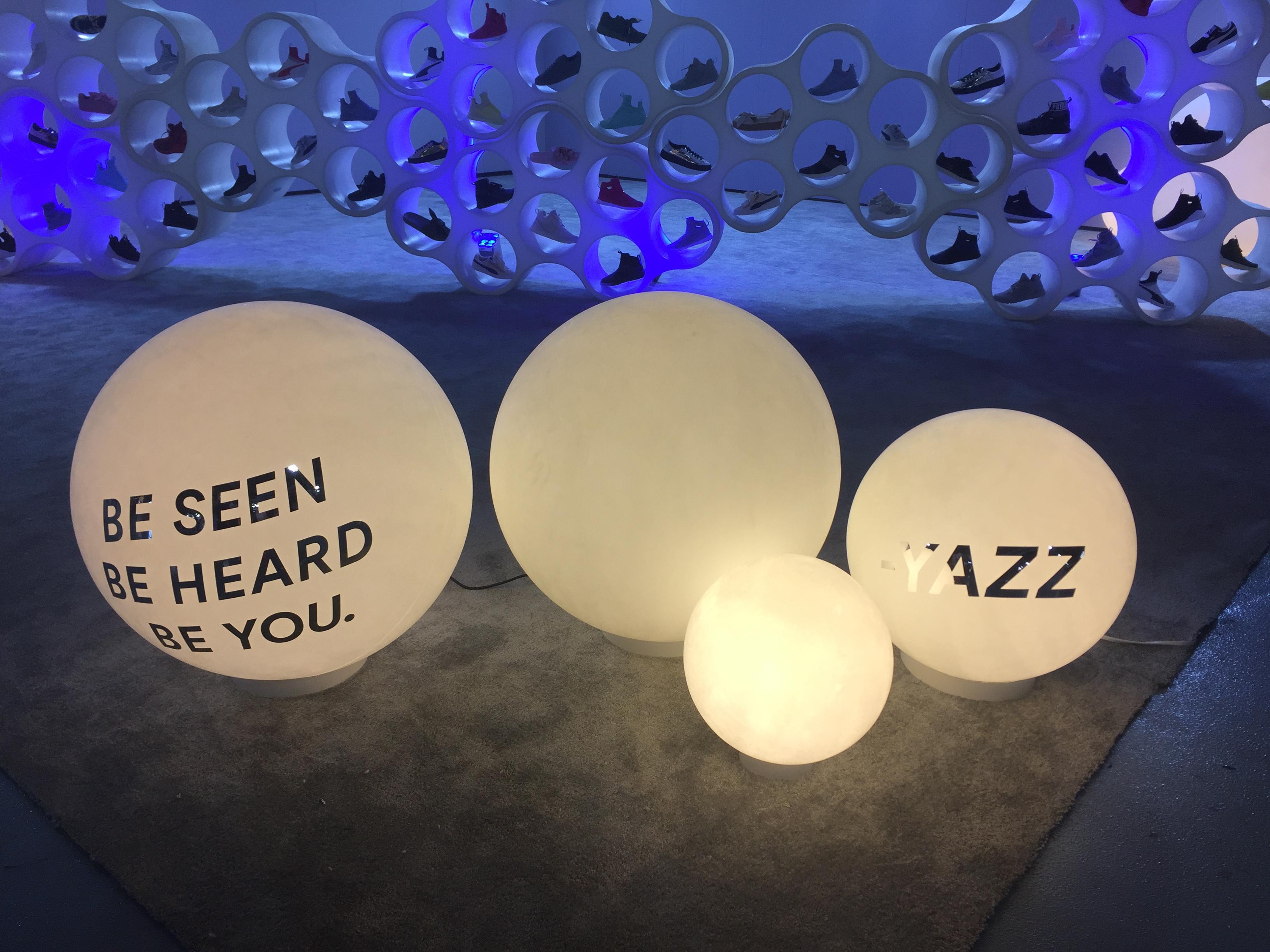 Be Seen Be Heard Be You ~Yazz.JPG