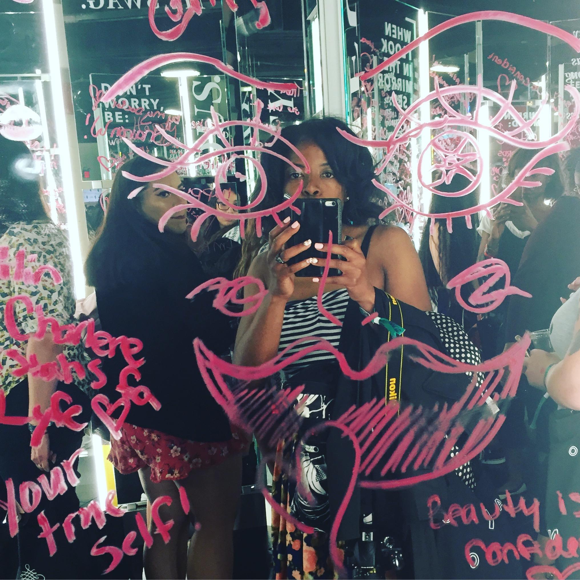 Lipstick Mirror Inspiration