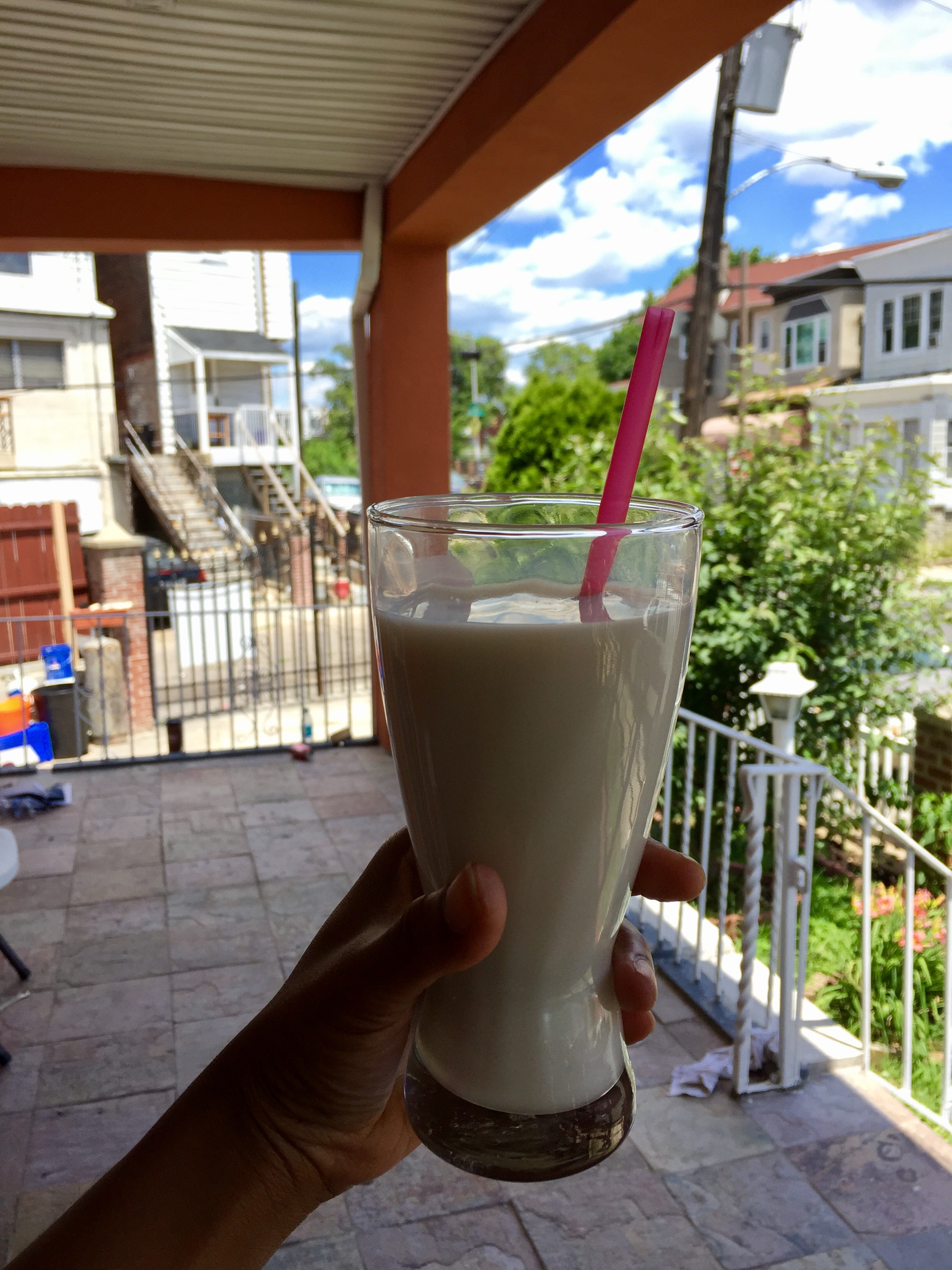 Dreamy Coconut Tropical Smoothie 3