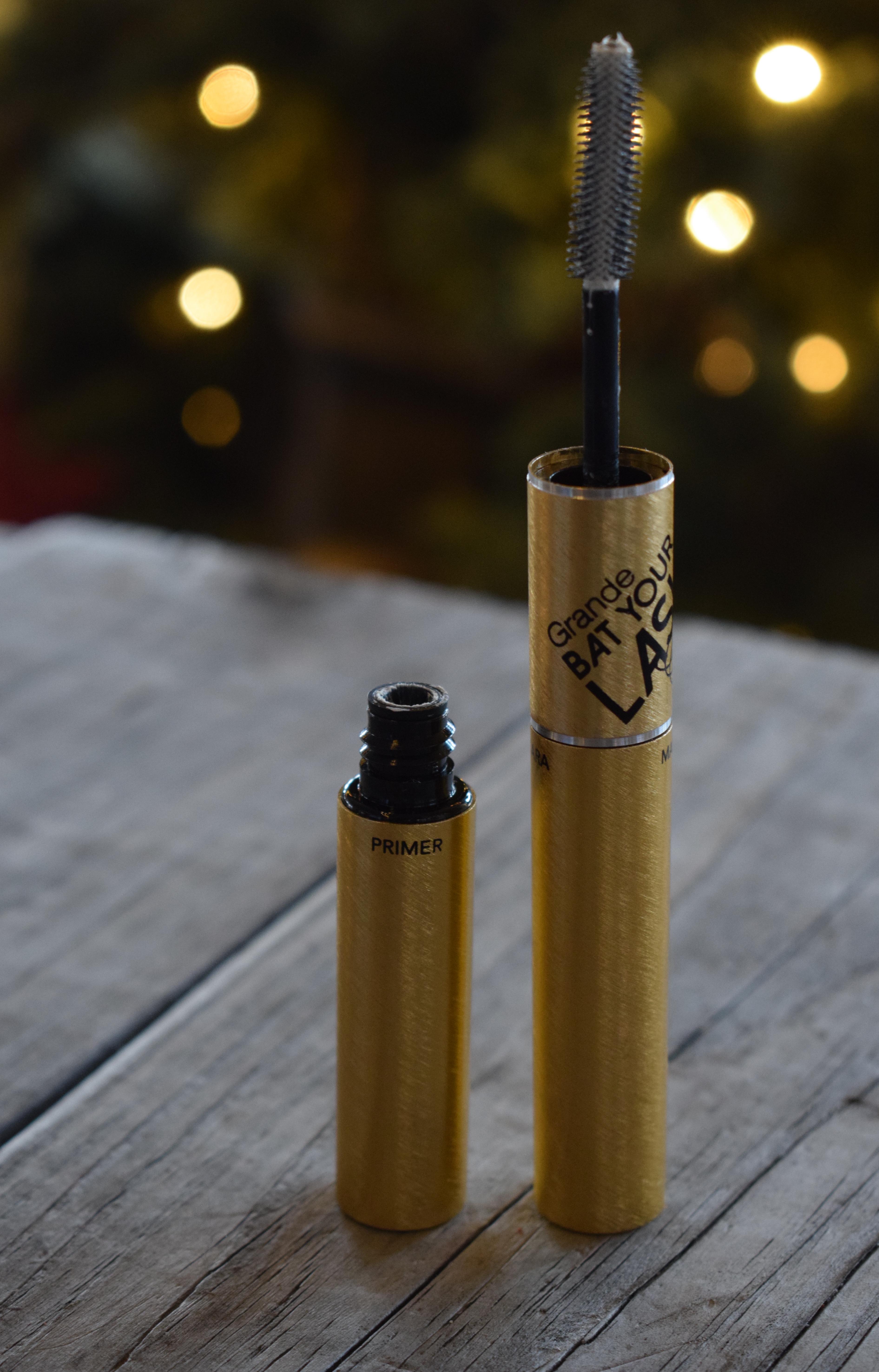Grande Bat Your Lashes Mascara & Primer Duo Review