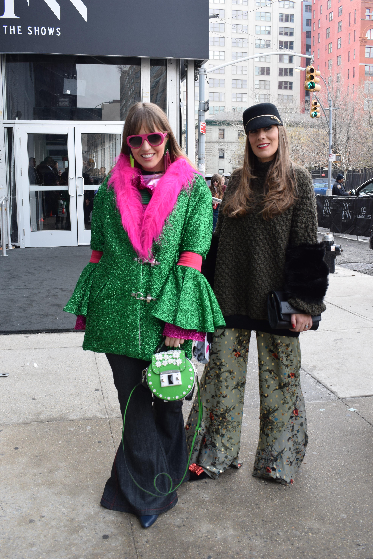 Street Styles (New York Fashion Week 2018 Edition)