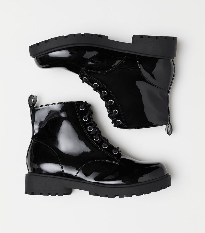 H&M Pile-Lined Boots.JPG